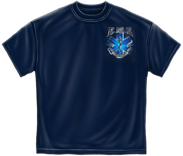EMS T Shirt - front